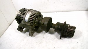 ALTERNATOR FORD FOCUS MK I 1.8 TDCI Z WAŁKIEM
